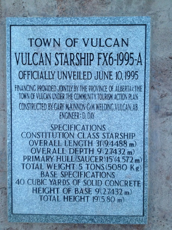 vulcan starship sign
