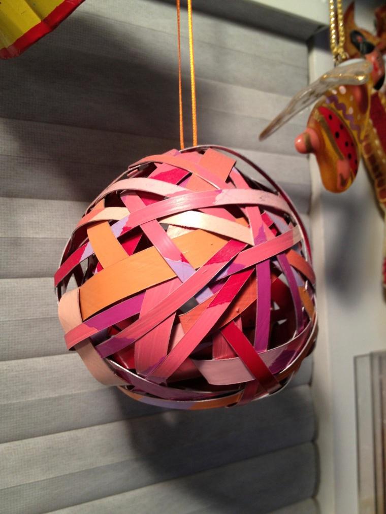 John Garrett Christmas ornament
