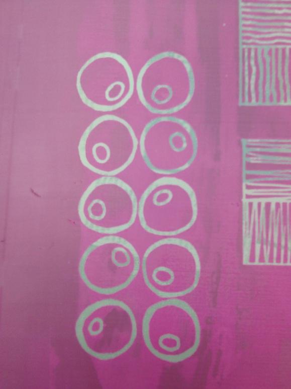circles in circles screen
