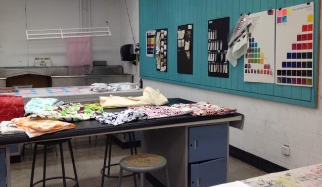 print studio at ACAD