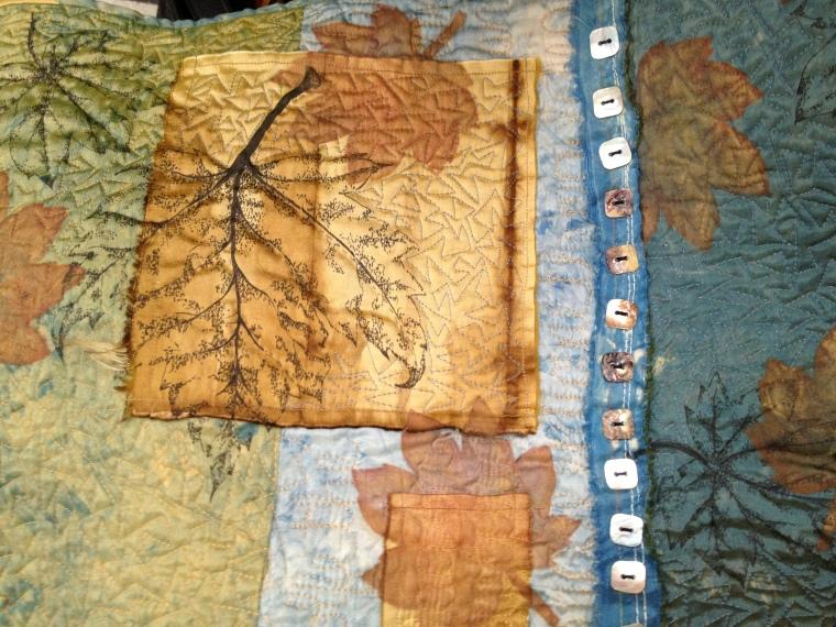 quilt detail - Catherine Nicholls