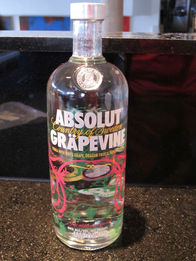Absolut Grapevine
