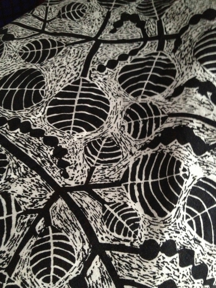 fabric for binding