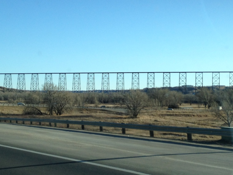 hihg level bridge