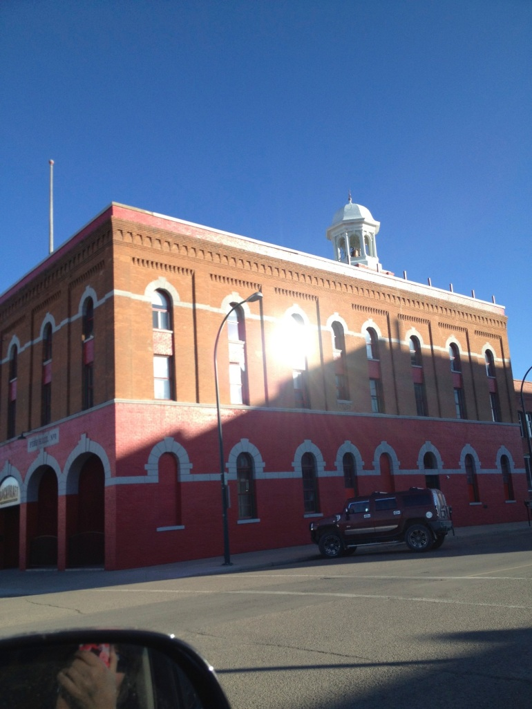 old fire hall