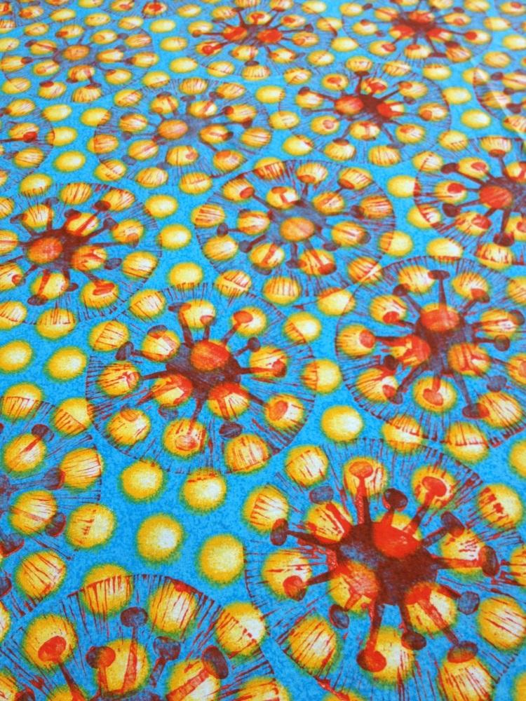 starburst print