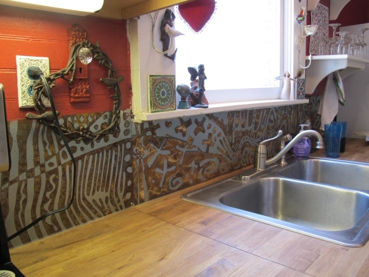 artful kitchen