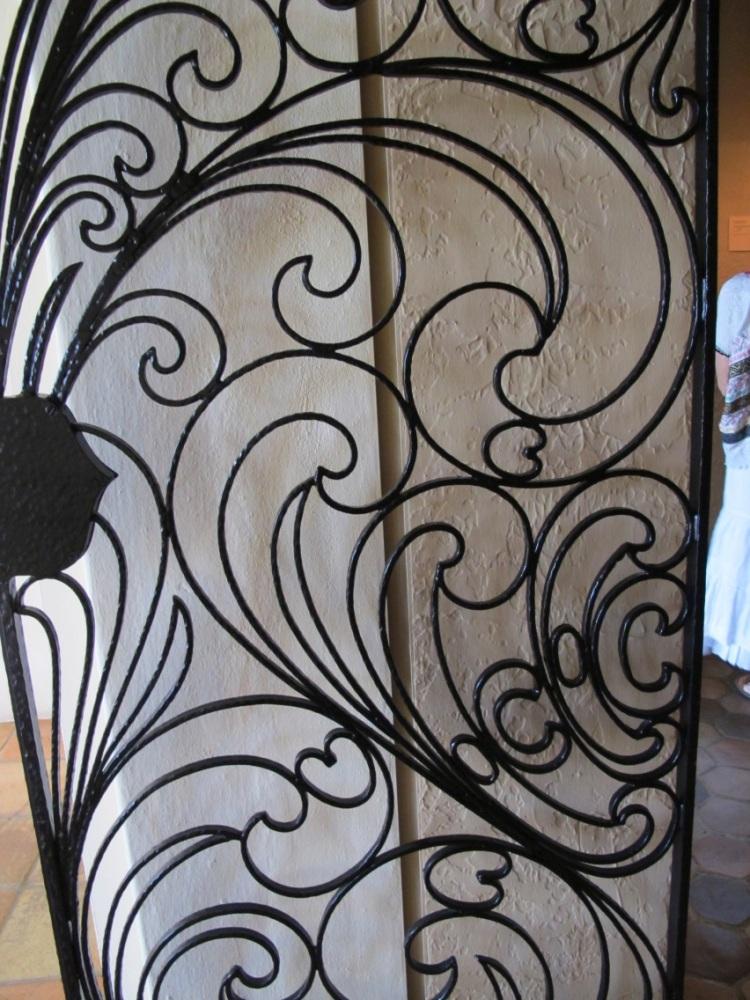gate detail