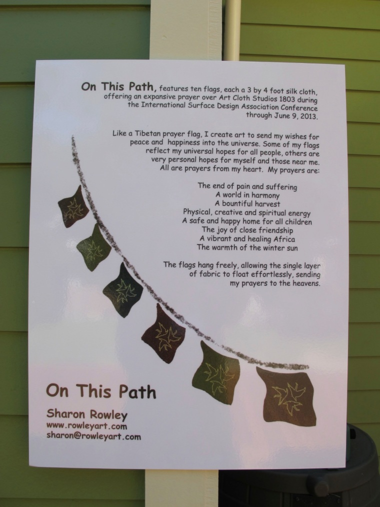 prayer flag info