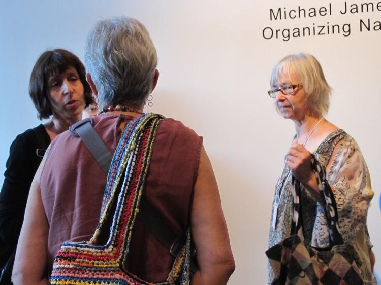 Mo Kelman, Jackie Abrams and Kerr Grabowski