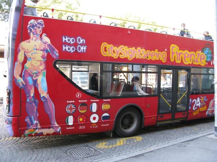 tour bus Firenza