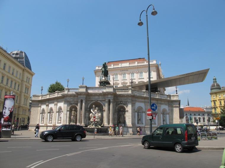 Albertina exterior