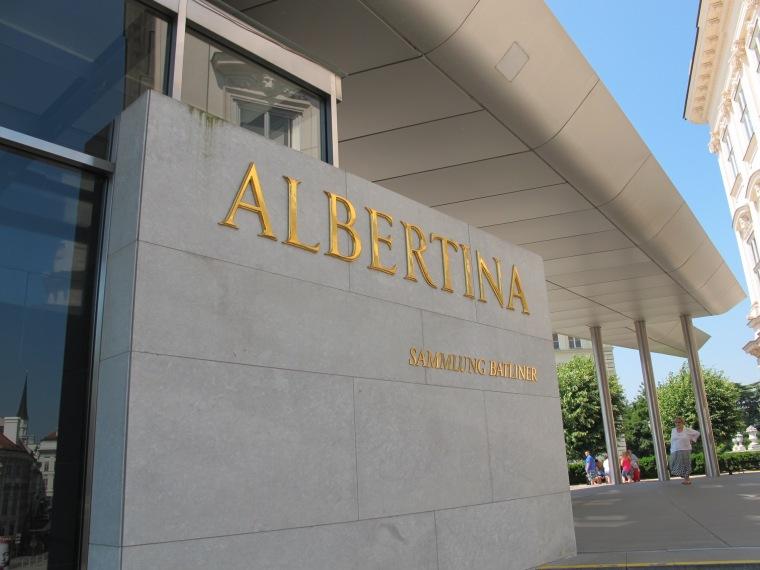Albertina sign