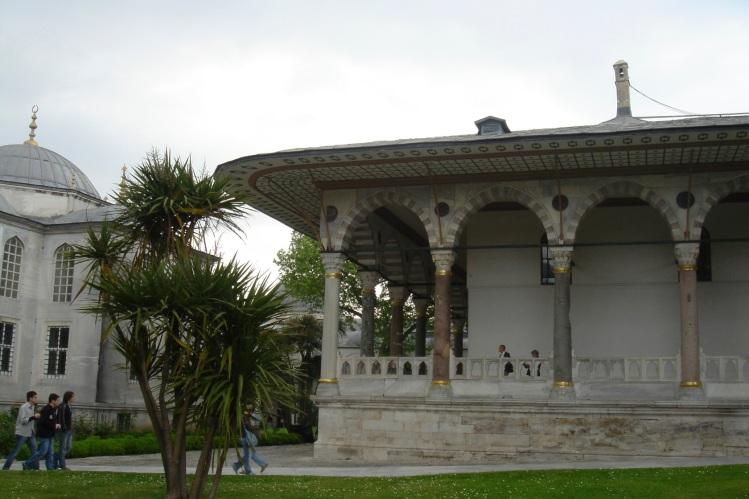Audience Chamber, Topkapi