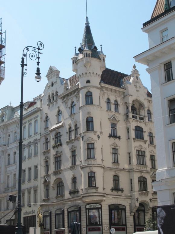 beautiful building - Vienna