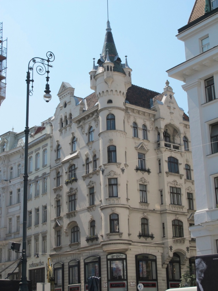 beautiful building - Vienna