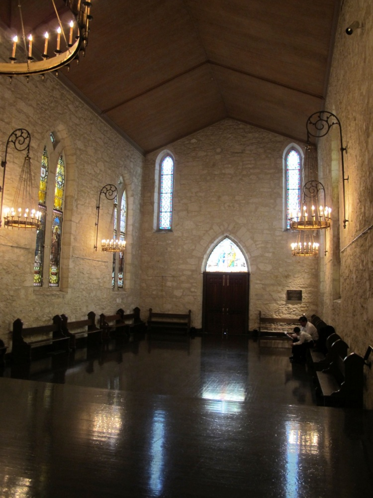 Coates Chapel at SSA