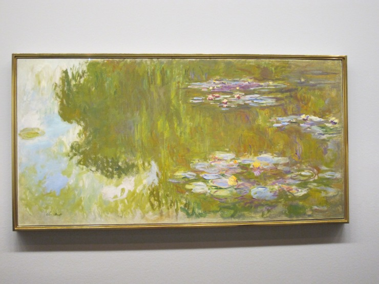 Claude Monet - The Water Lily Pond