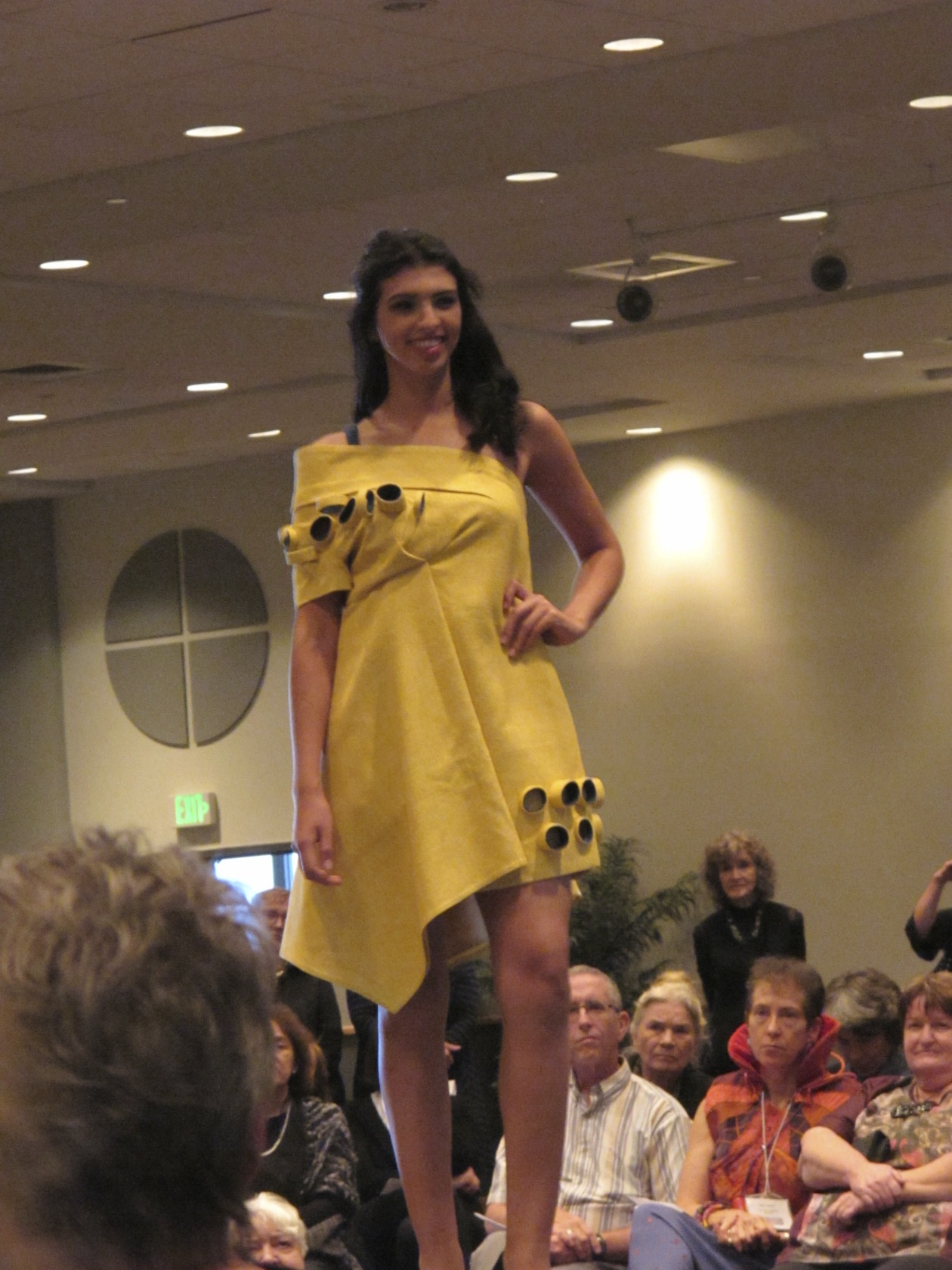 fashion show entry
