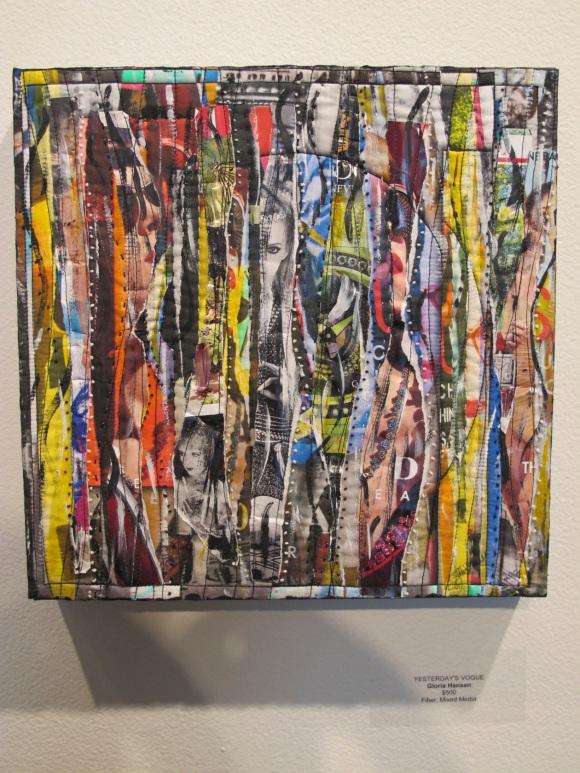 work by Gloria Hansen