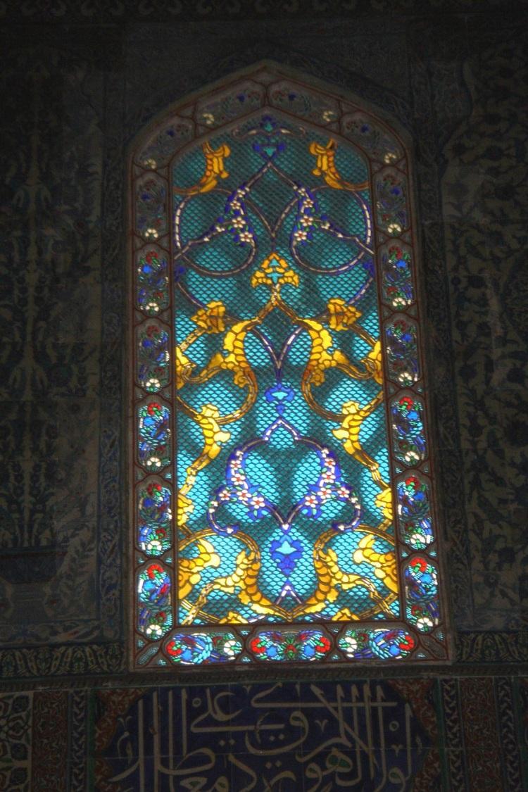 Harem window
