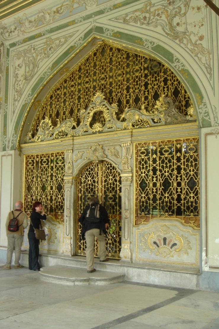 Imperial Divan entrance