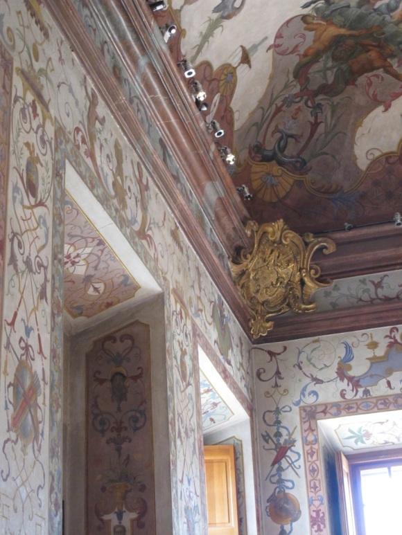 interior - Belvedere