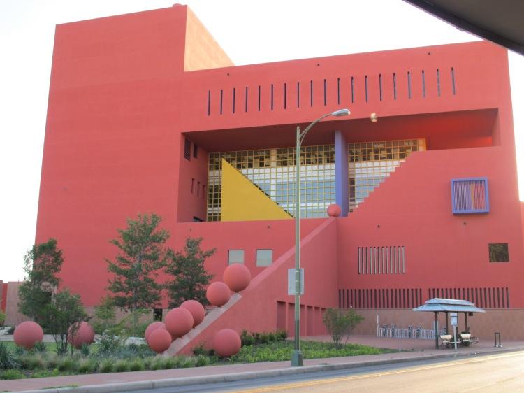 San Antonio library