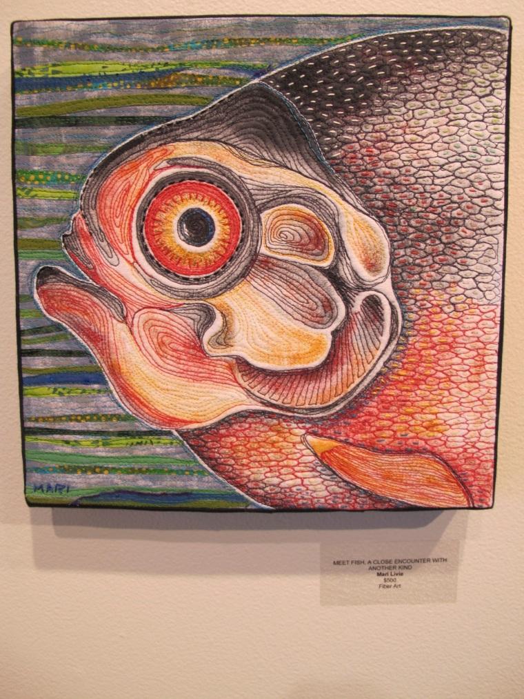 work by Mari Livie