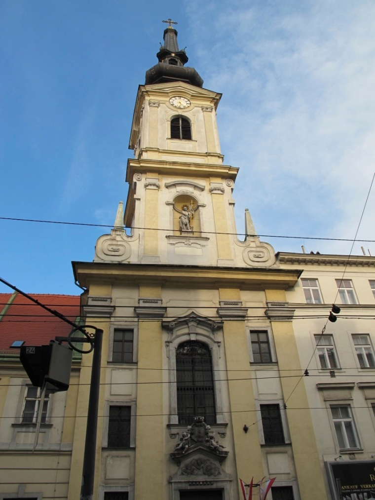 Mercy Church, Vienna