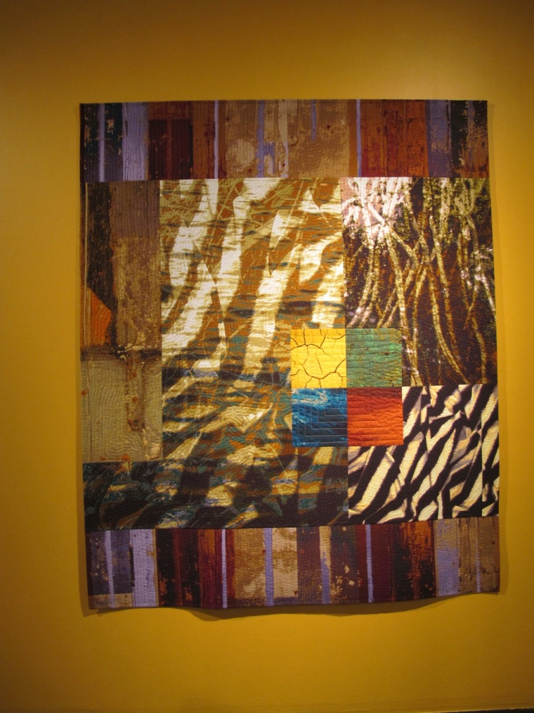 quilt by Michael James