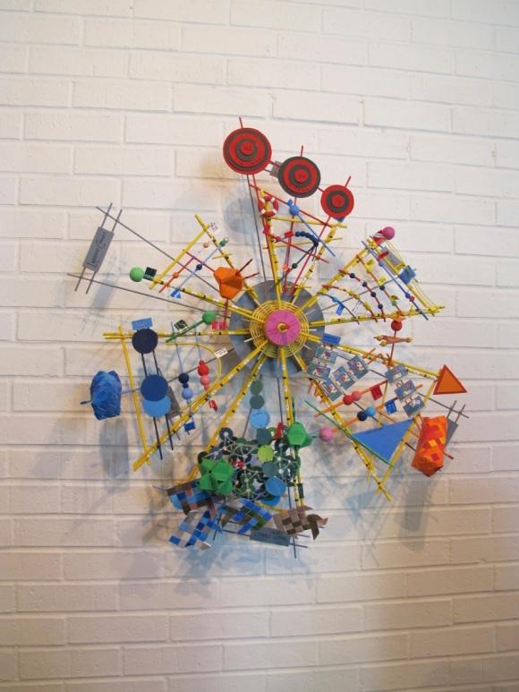Nathalie Miebach work