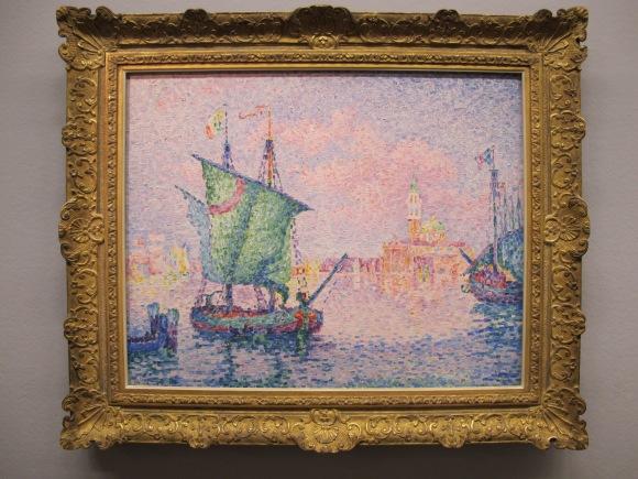 Paul Signat - Venice the Pink Cloiud