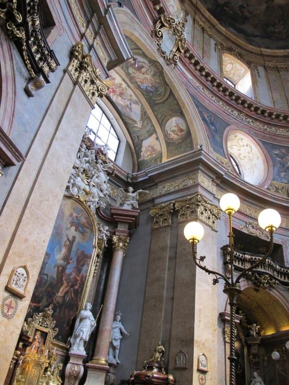 St. Peter's Church interior