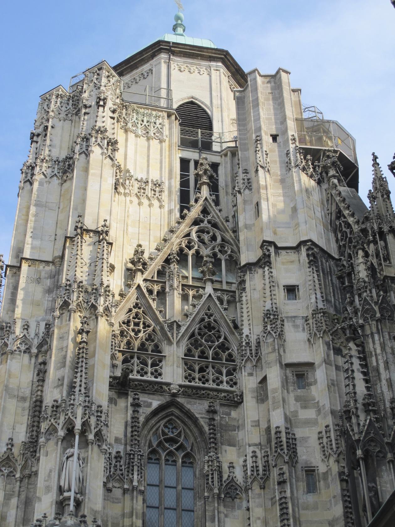St. Stephen's exterior