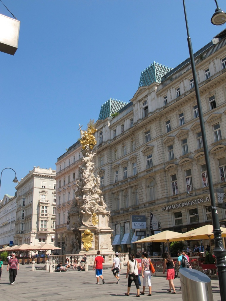 street view - Graben