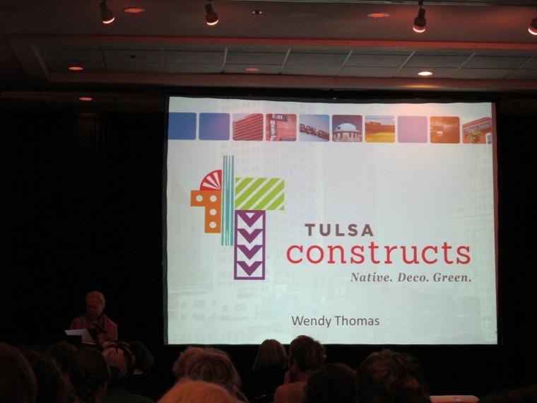 Tulsa conference promo