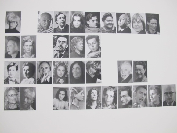art exhibit, MUMOK, Vienna, Austria