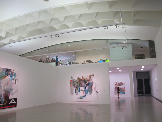 interior, MUMOK, Vienna, Austria