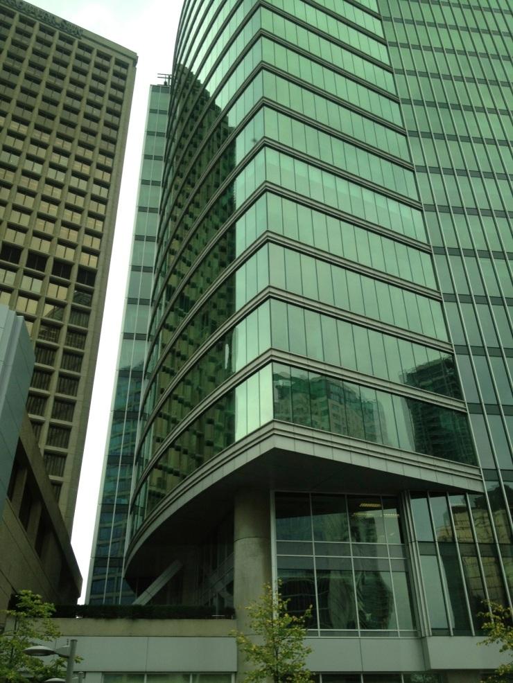 downtown Vancouver building