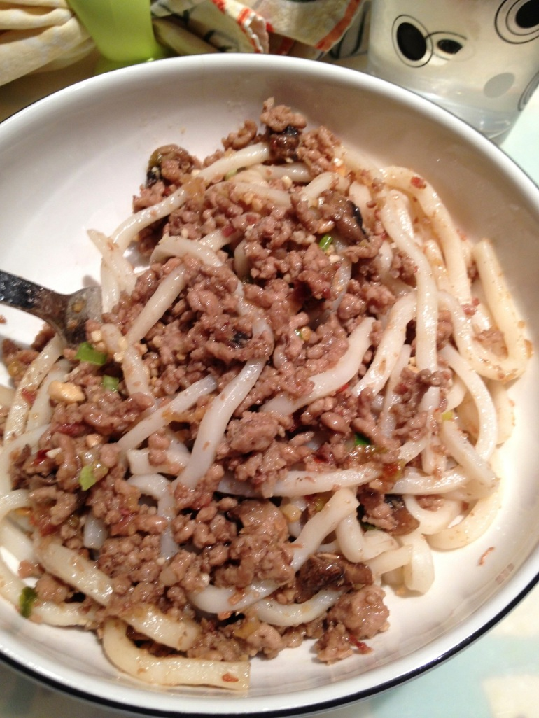 serving size of noodles
