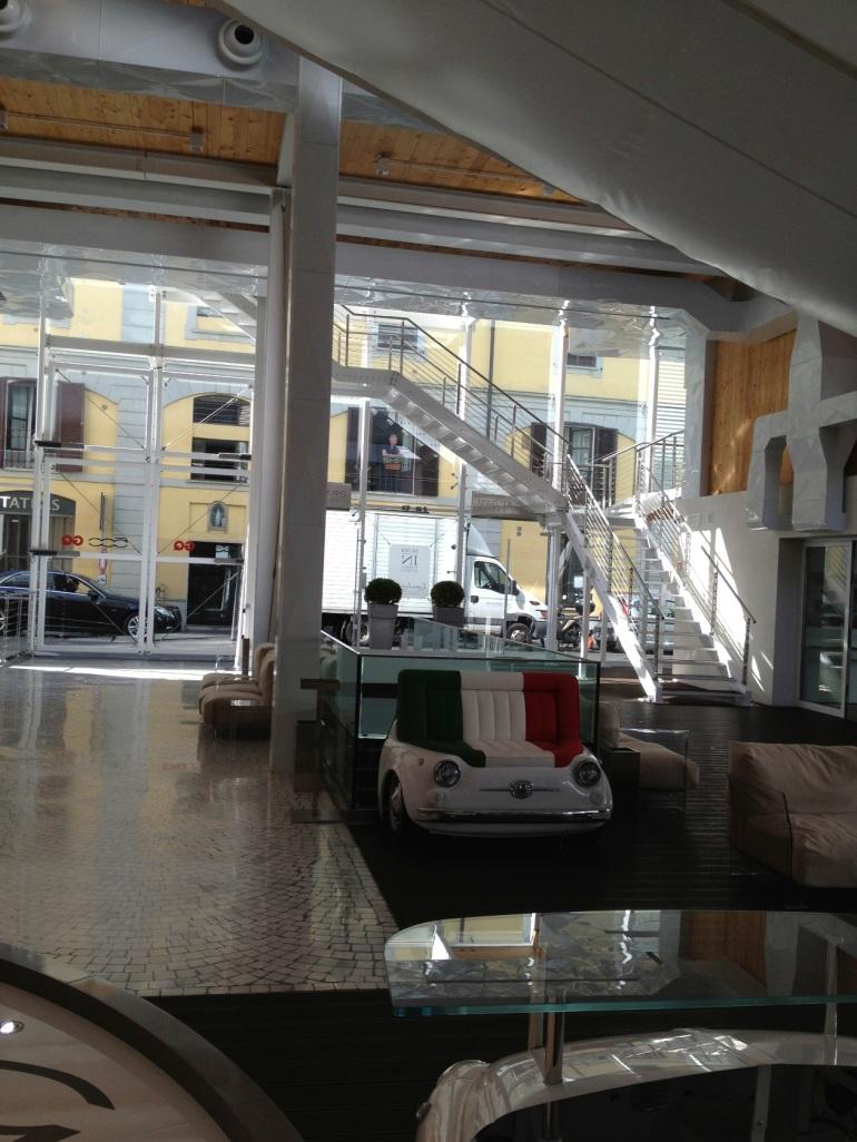 Magna Pars Hotel interior