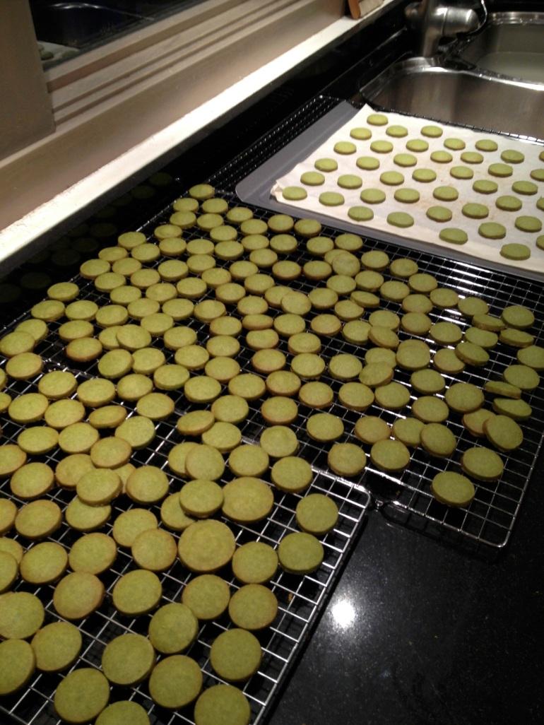 lots of cookies
