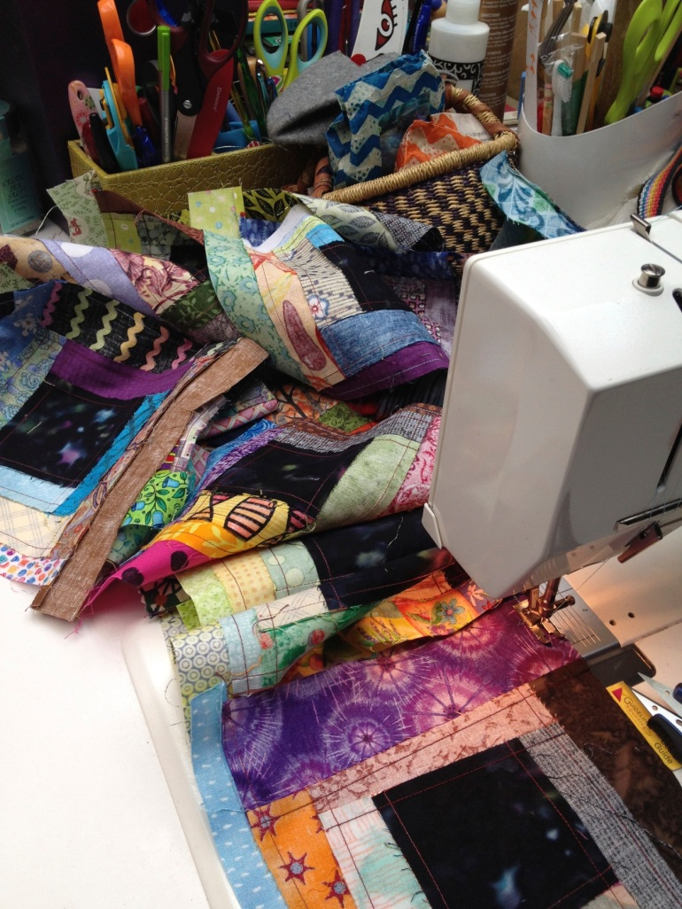 assembly line sewing