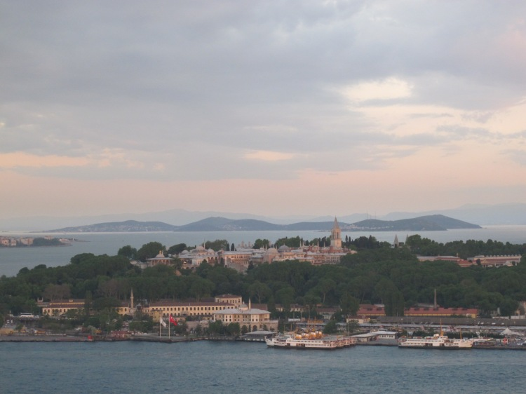view of Topkapi