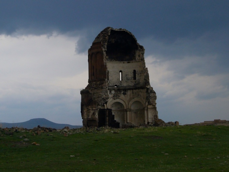 church remains