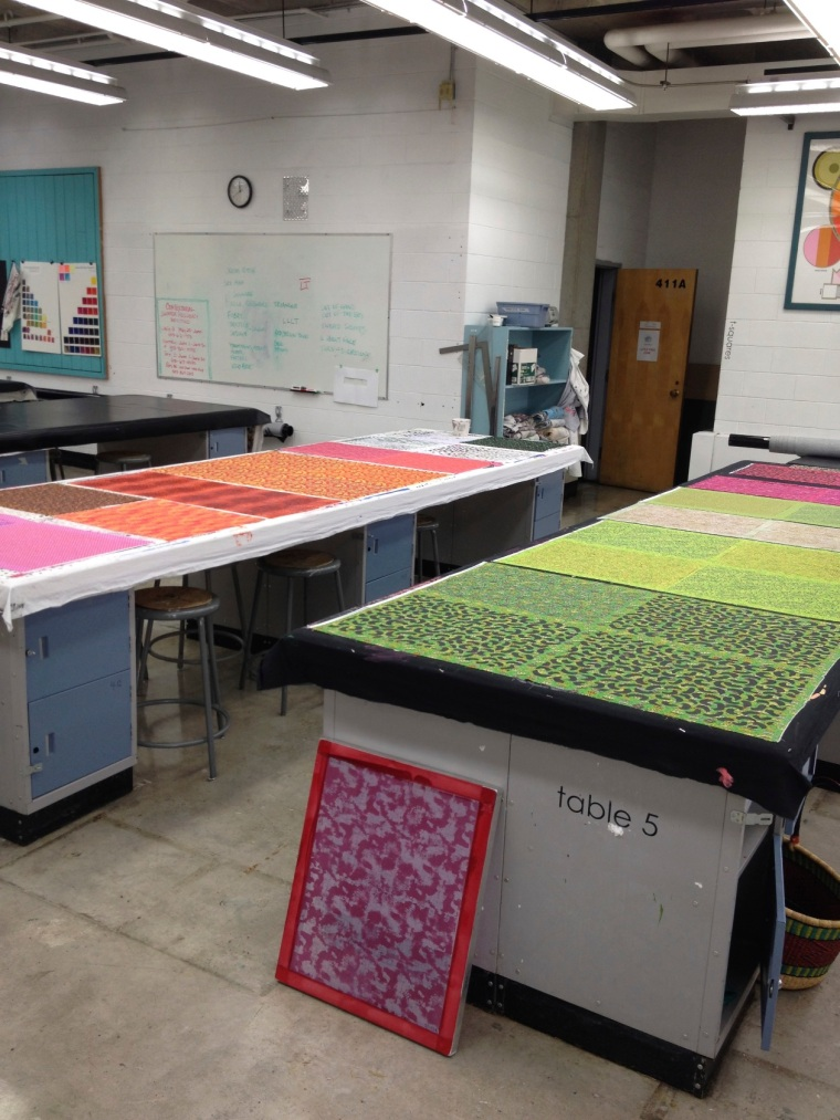 2 print tables
