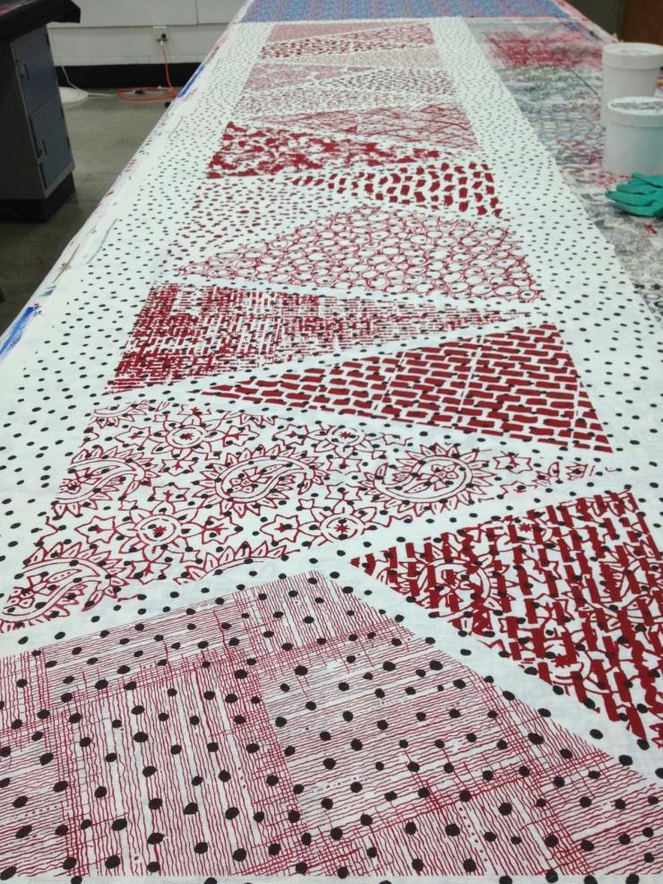 printed panel