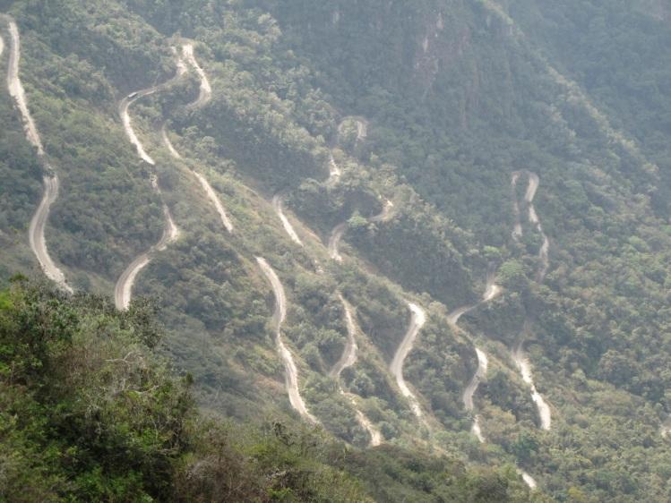 road close up