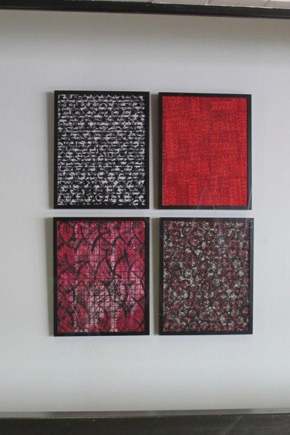 4 print samples